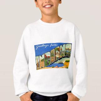 Greetings From Indiana Sweatshirt