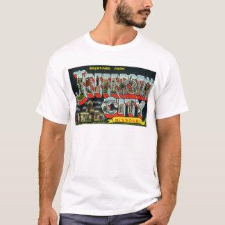 Greetings from Jefferson City Missouri T-Shirt