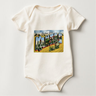 Greetings from Kansas Baby Bodysuit