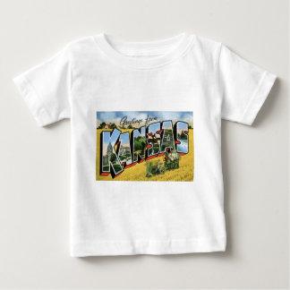 Greetings from Kansas Baby T-Shirt