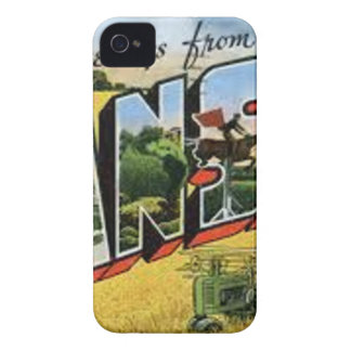 Greetings from Kansas Case-Mate iPhone 4 Cases