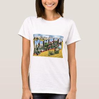 Greetings from Kansas T-Shirt