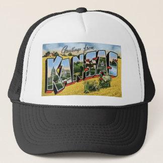 Greetings from Kansas Trucker Hat