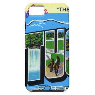 Greetings From Kentucky iPhone 5 Covers