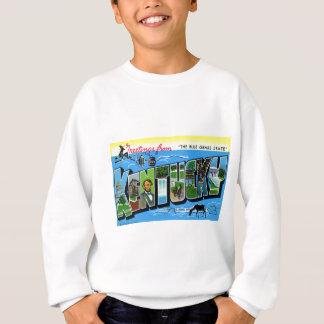 Greetings From Kentucky Sweatshirt
