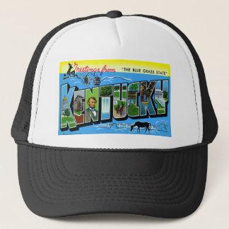 Greetings From Kentucky Trucker Hat