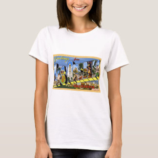 Greetings from Los Angeles California T-Shirt