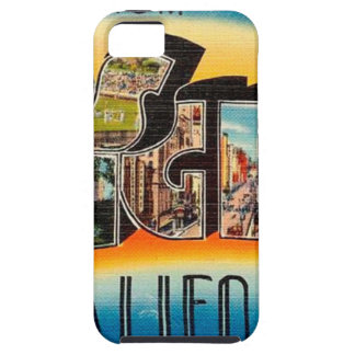 Greetings From Los Angeles Case For The iPhone 5