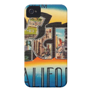 Greetings From Los Angeles iPhone 4 Covers