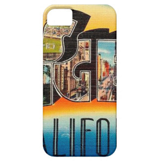 Greetings From Los Angeles iPhone 5 Case