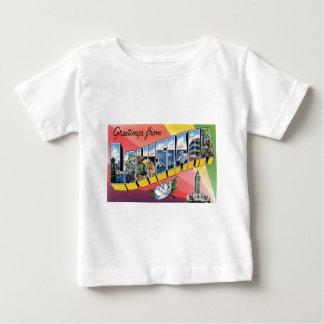 Greetings From Louisiana Baby T-Shirt