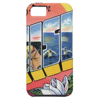 Greetings From Louisiana iPhone 5 Covers