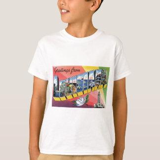 Greetings From Louisiana T-Shirt