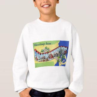Greetings From Massachusetts Sweatshirt