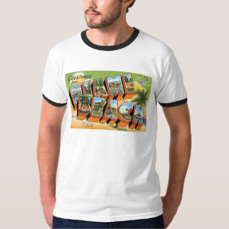 Greetings from Miami Beach, Florida! T-Shirt