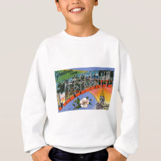 Greetings From Mississippi Sweatshirt