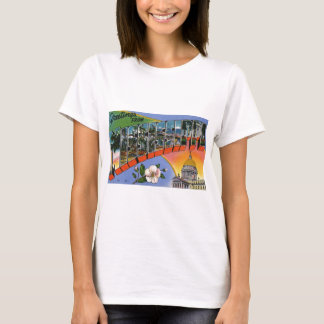 Greetings From Mississippi T-Shirt