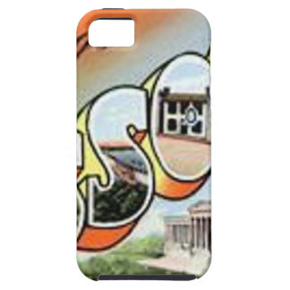 Greetings From Missouri iPhone 5 Cases