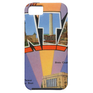 Greetings From Montana iPhone 5 Covers