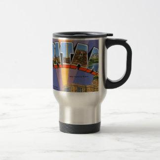 Greetings From Montana Travel Mug