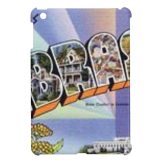 Greetings From Nebraska iPad Mini Case