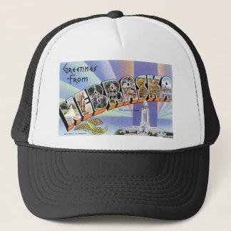 Greetings From Nebraska Trucker Hat
