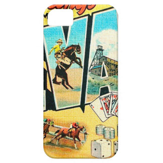 Greetings From Nevada iPhone 5 Case