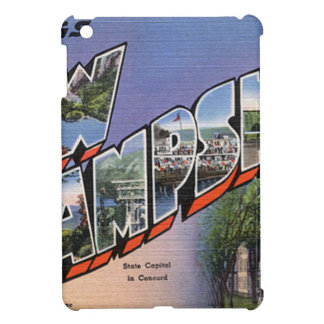 Greetings From New Hampshire iPad Mini Cases