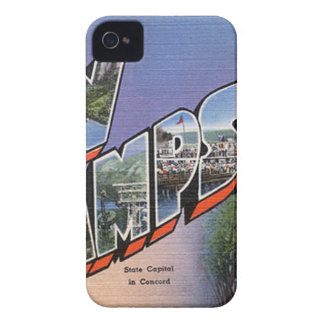 Greetings From New Hampshire iPhone 4 Case