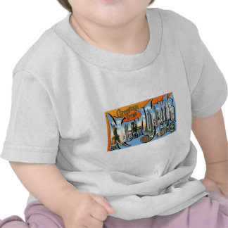 Greetings from New York New York T-shirt