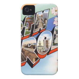 Greetings From North Carolina iPhone 4 Case