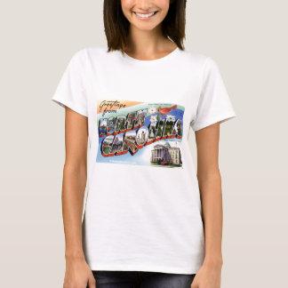 Greetings From North Carolina T-Shirt