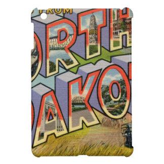 Greetings From North Dakota iPad Mini Cover