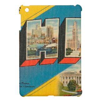 Greetings From Ohio iPad Mini Cover