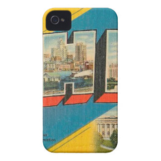 Greetings From Ohio iPhone 4 Case-Mate Case