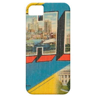 Greetings From Ohio iPhone 5 Cases