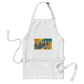 Greetings From Ohio Standard Apron