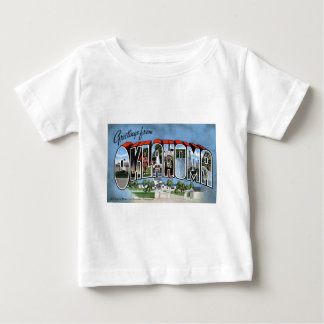 Greetings From Oklahoma Baby T-Shirt