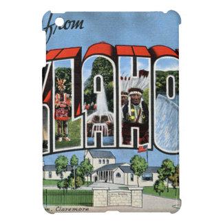 Greetings From Oklahoma iPad Mini Cases