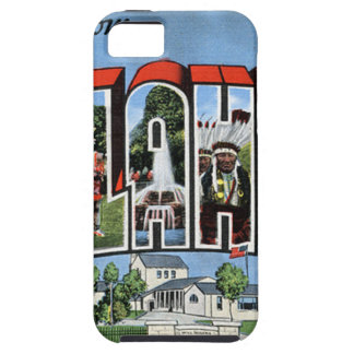 Greetings From Oklahoma iPhone 5 Case