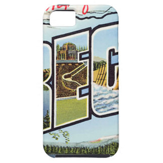 Greetings From Oregon iPhone 5 Cover