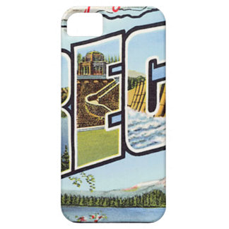 Greetings From Oregon iPhone 5 Covers