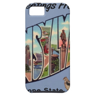 Greetings From Pennsylvania iPhone 5 Cases