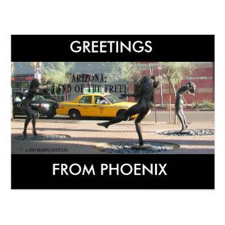 GREETINGS FROM PHOENIX! #2 POSTCARD