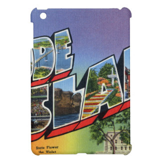 Greetings From Rhode Island Case For The iPad Mini