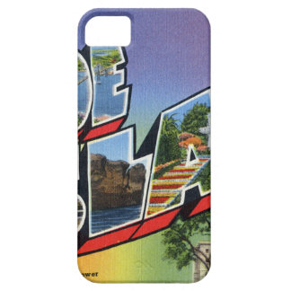 Greetings From Rhode Island Case For The iPhone 5