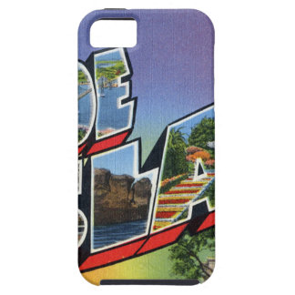 Greetings From Rhode Island iPhone 5 Cover