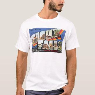 Greetings From Sioux Falls South Dakota, Vintage T-Shirt