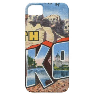 Greetings From South Dakota Case For The iPhone 5