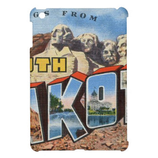 Greetings From South Dakota iPad Mini Cases